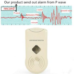 Earthquake Alarm Detector Earthquake Get Early Warning of Impending Earthquake Quake Alarms