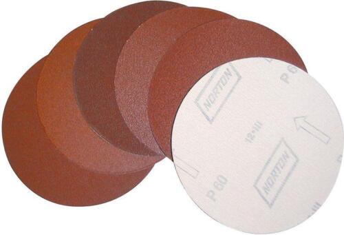 Güde Velcro-Disque 3 x k120 150 mm pour Güde Meuleuse GBTS 400 /& exzenterschl 150