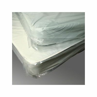 Low Dens Polyethylene Gusseted Twin Bed Mattress Bag, 2.0 ...