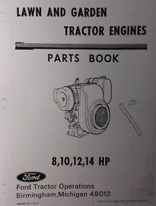 ford garden tractor kohler engine parts manual 80 100 120 140 lgt image is loading ford garden tractor kohler engine parts manual 80