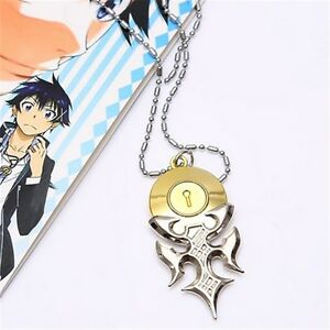 Anime nisekoi ichijyo raku lock pendant necklace jewelry new gift image is loading anime nisekoi ichijyo raku lock pendant necklace jewelry aloadofball Gallery