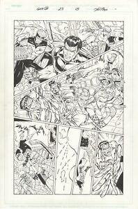 Gen-13-23-page-15-Original-Comic-Art-by-Al-Rio-Image-Comics-1997