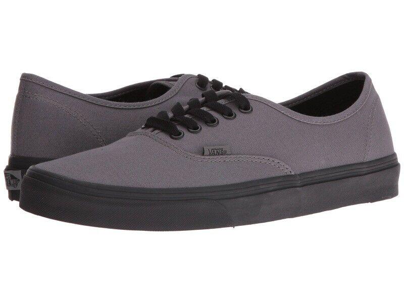 9a1ab8d00737 Vans Vans Vans Authentic Pop Outsole Pewter GrayBlack Shoes Shoes Mens 4  Womens 5.5 Sk8 14e411