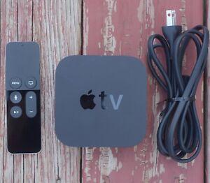 Apple-TV-4th-Gen-64GB-1080p-HD-SIRI-Remote-MLNC2LL-A-HD-Model-A1625-TV-Streamer