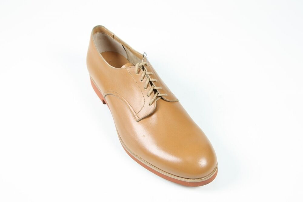 Sutor Mantellassi shoes  9 UK   10 US Tan derby