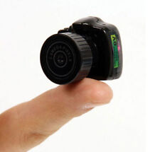 Smallest Mini Spy Digital Camera Hidden Video DVR Web cam DSLR DV Camcorder HD