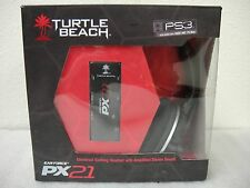 Turtle Beach Ear Force PX21 Gaming Headset for PS3/PS4/XBOX 360/PC/Mac