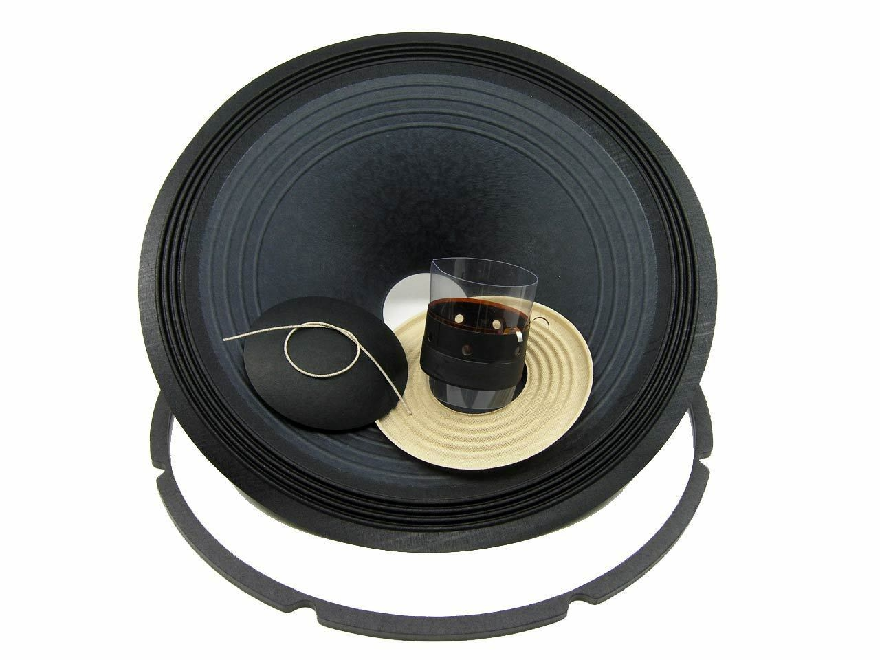Recone Set für Elektro Stimme SH-1512ER, EVI15-WH, T55 15   EVG-15 8 Ohm