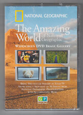 The Amazing World of National Geographic ~ Widescreen DVD Image Gallery ~ NEW!