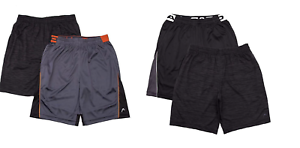 NEW-HEAD-Youth-Boys-2-Pack-Athletic-Active-Shorts