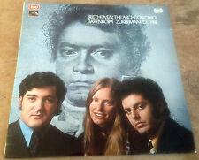 "HMV ASD 2572 BEETHOVEN the ""archduke"" trio BARENBOIM*ZUKERMAN*DU PRE 1970 STEREO"