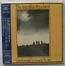 THE INCREDIBLE STRING BAND - Liquid Acrobat As JAPAN MINI LP CD NEU! POCE-1046