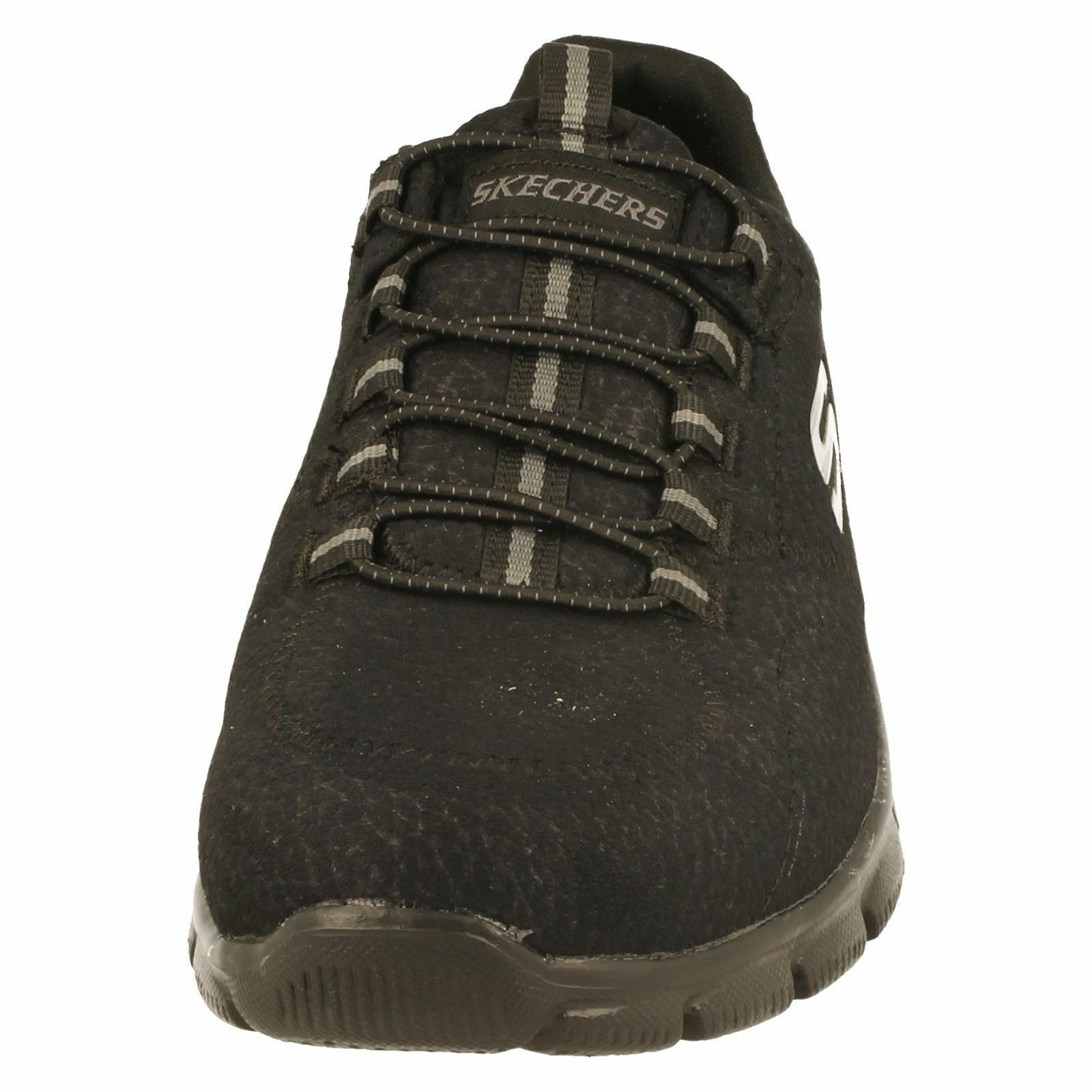 Skechers 'Take Charge' Memory Damen Schwarz Memory Charge' Foam Turnschuhe c55872