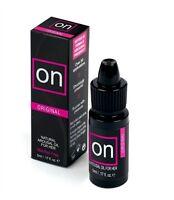 On Natural Arousal Oil Original - 0.17 Oz. Botanical Formula Creates A Warm
