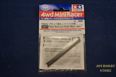 MINI 4WD 72mm REINFORCED SHAFTS ITEM 15417