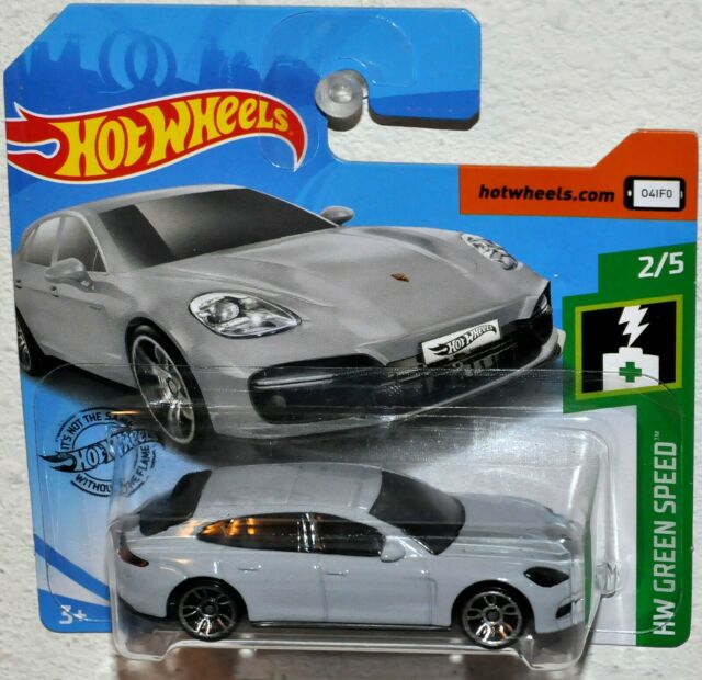 Hot Wheels 2019 #202 Porsche Panamera Turbo S E-Hybrid Sport Turismo Short card | eBay