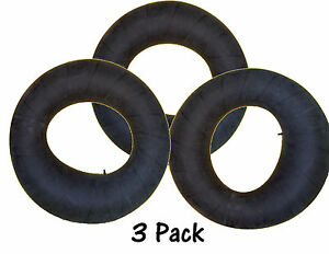 3-Pack-Colossal-60-034-Inflated-New-Truck-Inner-Tubes-River-and-Snow-Tubes