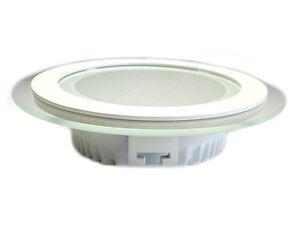 Foco-Led-Empotrable-Rodondo-6W-Diametro-100mm-Blanco-Natural-Con-Vetr