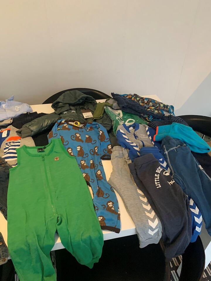 Blandet tøj, Ny jakke , Hummel molo div