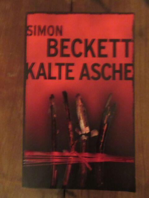 Kalte Asche von Simon Beckett (2014, Taschenbuch)