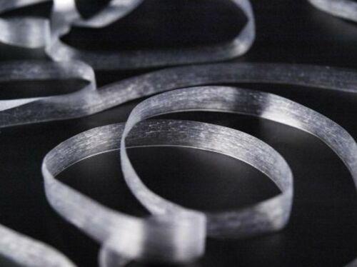 0,12mm 0,25 €//m gummilitze silicona 5m cinta elástica almidón 6mm
