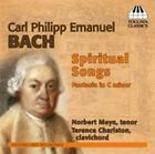 Bach: Spirtual Songs (CD, Mar-2014, Toccata Classics)