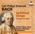 Bach: Spirtual Songs (CD, Mar-2014, Toccata Classics)