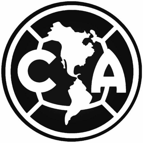 Club America de Mexico Vinyl Decal Car Truck Window STICKER Futbol Soccer Aguila