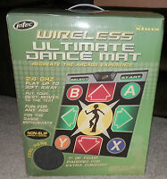 Intec Wireless Dance Mat Brand In Box Foam Pad 1 For Xbox