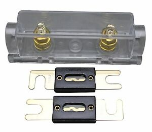 APS-ANL-Fuse-Holder-Distribution-Inline-0-4-8-Ga-Gold-Plated-2X100A-ANL-Fuse