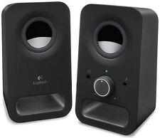 Logitech Z150 Multimedia Speakers (Midnight Black) - UK