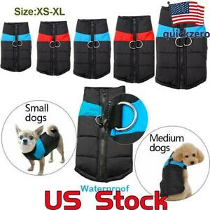 Waterproof-Small-Large-Pet-Dog-Clothes-Winter-Warm-Padded-Coat-Pet-Vest-Jacket