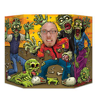 Halloween Zombie Party Supplies Photo Prop For Photo Ops Decoration
