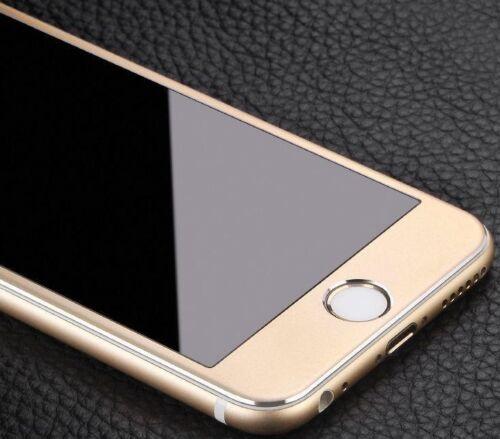3D 4D 5D cubierta de Completo Protector de Pantalla de Vidrio Templado Curvo iPhone 8 Iphone X