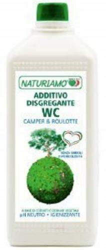 Additive psychoanalysis WC naturiamo x camper /& caravan 1kg