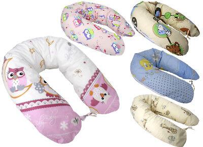 Adroit Xxl Bezug Für Stillkissen Baby Lagerungskissen Lang Seitenschläferkissen 170cm!