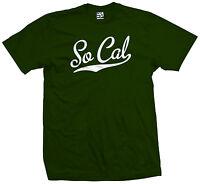 So Cal Script & Tail T-shirt - California Republic Sports - All Sizes & Colors