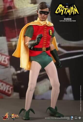 BURT WARD-BATMAN MMS219 ** UK ** HOT TOYS Robin 1966