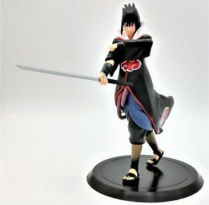 Anime-Shippuden-Uzumaki-Naruto-Uchina-Sasuke-Statue-Figurine-Action-Figures-Toy