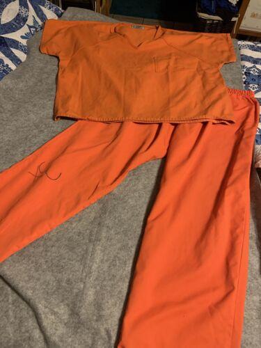 inmate jail prisoner convict prison Set 3XL Costum