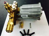 Annovi Reverberi Rmv 2.3g30 Pressure Washer Horizontal Pump 3000 Psi 2.3gpm Qc
