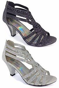evening dress shoes rhinestones high heels platform