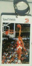 Llavero keychain NBA Spud Webb 1986