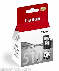 Canon-PG-510-PG510-PG-510-Black-Ink-Cartridge-For-Pixma-MP280-MP282-Printers