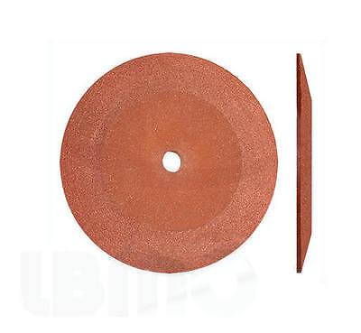 Meule céramique pour affuteuse lame circulaire PRS400 RIBITECH Neuf