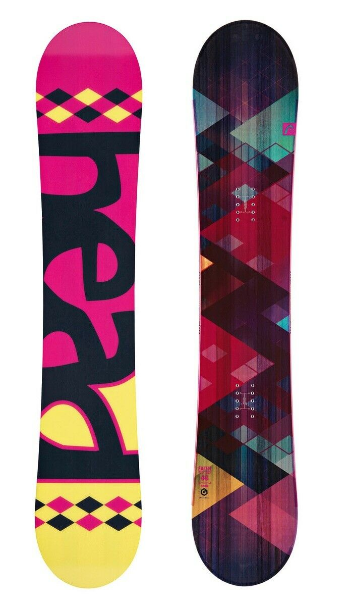146 cm White HEAD Womens Shes Good Flamba Snowboard