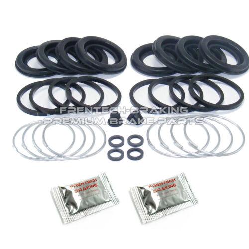 B40020E2 2x Avant Étrier De Frein Kit Réparation 90-95 4 Pot pour Nissan 300 ZX Z32