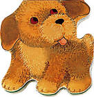Pocket Puppy by M. Twinn (Board book, 1995)