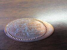 I visited Boys' Life  2005 National Jamboree Elongated cent, smashed penny   c46