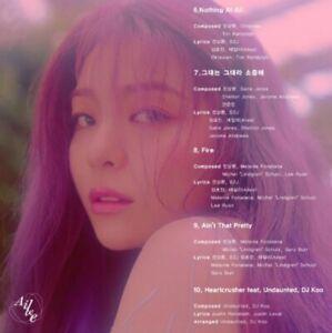 Ailee-Butterfly-2nd-Album-CD-Full-Package-Dream-T-K-POP
